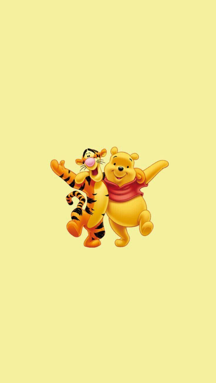 Tigger And Winnie The Pooh Cartoon Wallpaper Iphone Cute Disney Wallpaper Cartoon Wallpaper