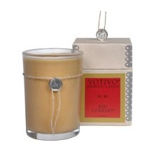 This candle is a must have for Fall!  Red Currant by Votivo. It is amazing!