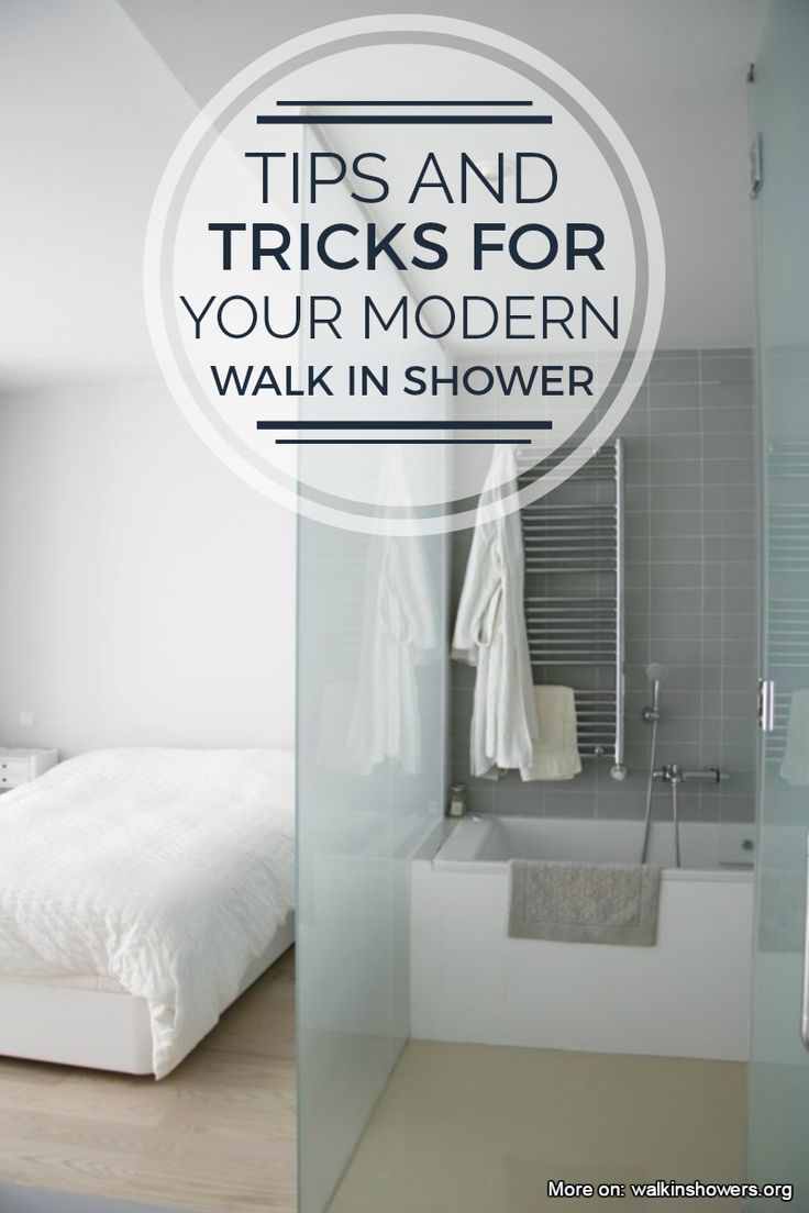 Knowing these 5 secrets will make your walk in shower with for How to make a walk in shower