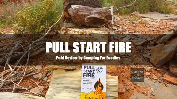 The Easiest Way To Start A Campfire Our Video And Review Of Pull