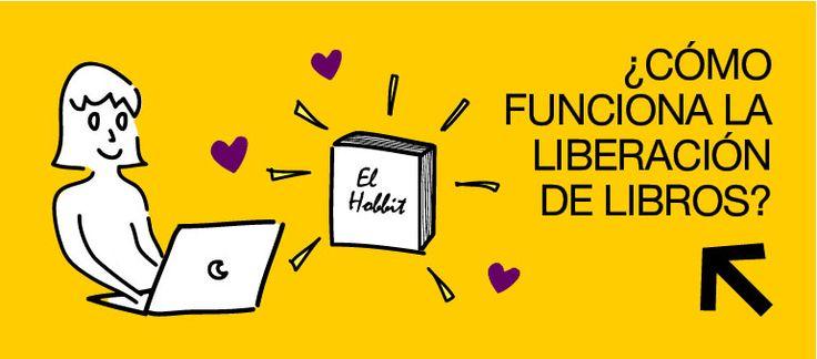 La Biblioteca Libre Registra, libera o dona tus libros. Este sábado 11 en Plaza Brasil #Literatura #Dato #Libros #Cultura