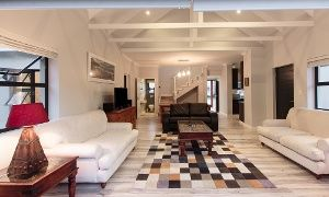 Groupon - Sedgefield: Two-Night Weekday or Weekend Self-Catering Stay for Up to Six at Stilettos in the Sandals in Sedgefield. Groupon deal price: R 1,320