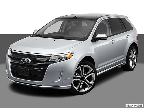 New Ford Edge Sport 2013 SUV in Sacramento! The car is loaded with latest features and modern technologies like 6-Speed Automatic with Select-Shift transmission and both city/highway @ 17/23 MPG.