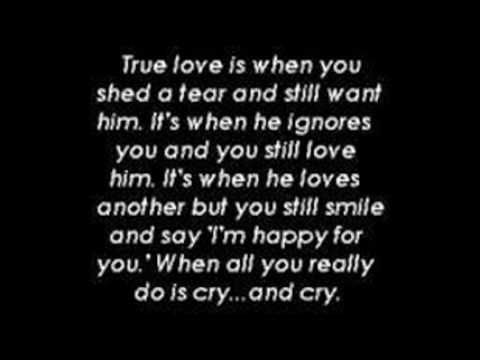 Very Sad Love Quotes For Him : ... Sayings, Heart, Life, Hurt, Quotes, True Love, I M Happy, Things, Cry