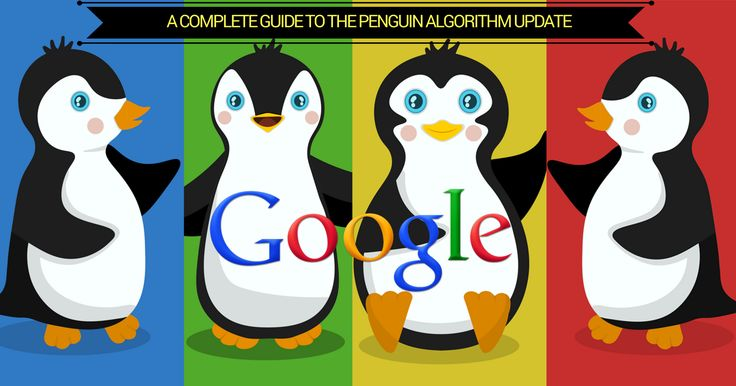 A Complete Guide to the Google Penguin Algorithm Update by @TaylorDanRW