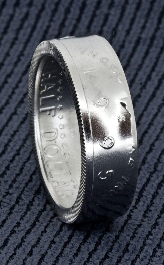 1995 Größen S JFK Kennedy 90 % Silber halben von NashvilleMint