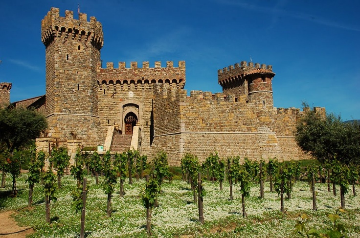 Castillo di Amorosa - love this winery!: Cities To Visit, Napa Trips, Favorite Wineries, Napa Valley, Places I D, Castle, Wineries Napa, Travel Destinations, Amorosa Wineries