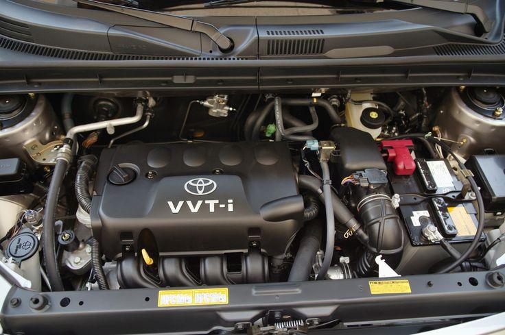 2004-2005 Scion xB engine