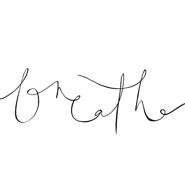 25+ Best Ideas About Inhale Exhale Tattoo On Pinterest