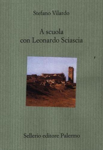 A #scuola con leonardo sciascia edizione Sellerio editore palermo  ad Euro 7.50 in #Sellerio editore palermo #Biografie