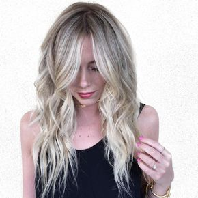 Blonde beauty | by @hairby_chrissy on @hairbymarissasue