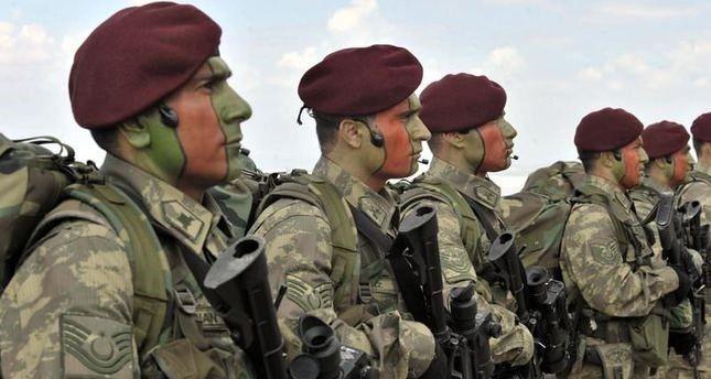 نشرت مصادر اعلامية تركية أن فرقة خاصة تركية تعرف باسمبوردو بيرلي Bordo Bereli المعروفة بــ ماكنات الموت