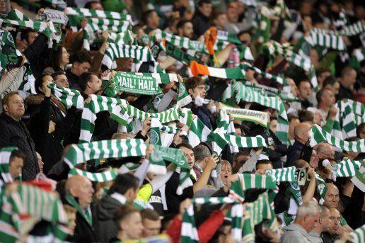 Les fans du Celtic Glasgow vont sortir le drapeau catalan en soutien de ceux du Barça