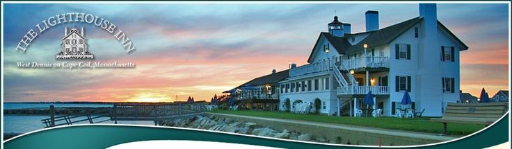 Cape Cod -- Lighthouse Inn (West Dennis)