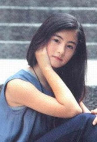 A 14 year old Cecilia Cheung   China Entertainment News
