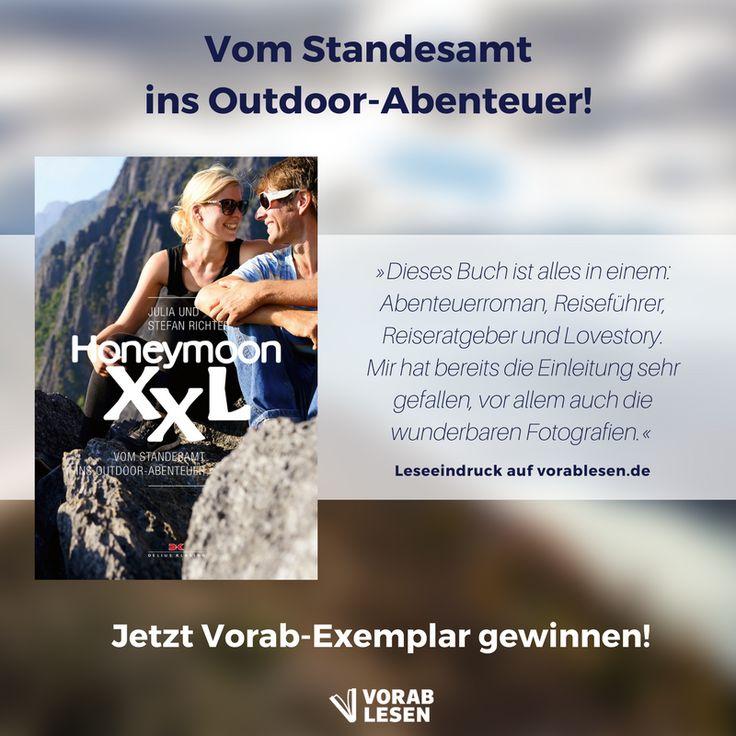 """#vorablesen & #gewinnen: """"Honeymoon XXL"""" von Julia & Stefan Richter"""