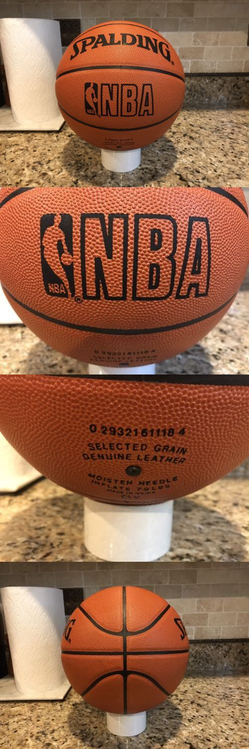 Balls 21208: Official Spalding Chicago Bulls Nba Finals Game Ball Leather Basketball Jordan -> BUY IT NOW ONLY: $249.95 on eBay!