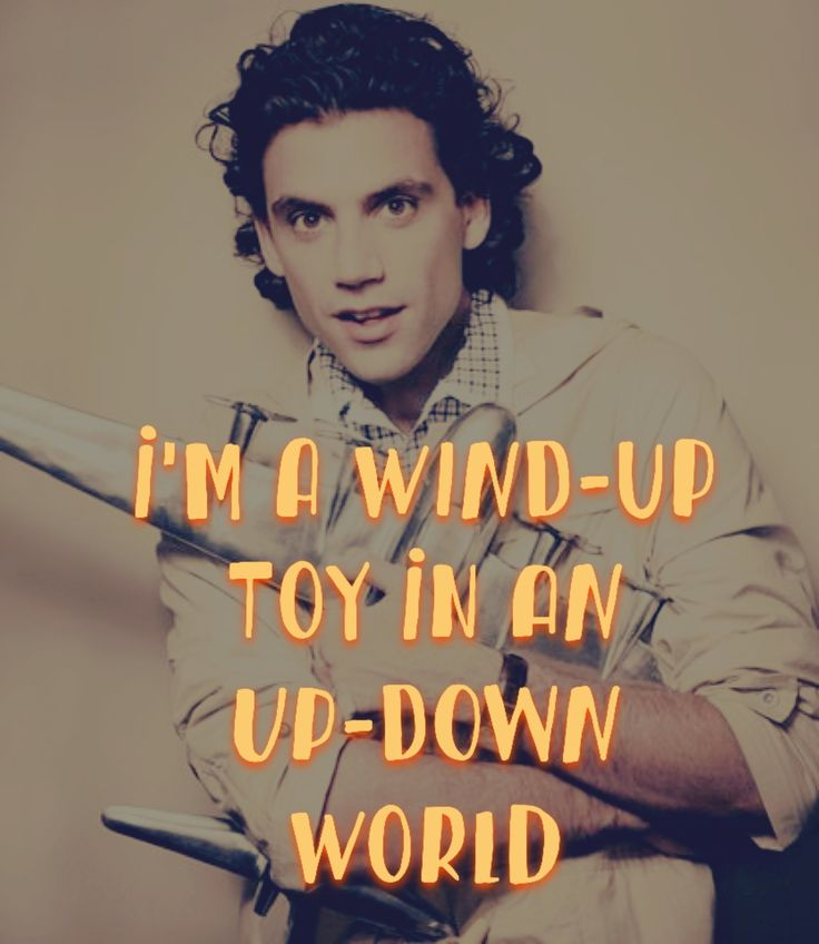 Mika - Toy Boy quote