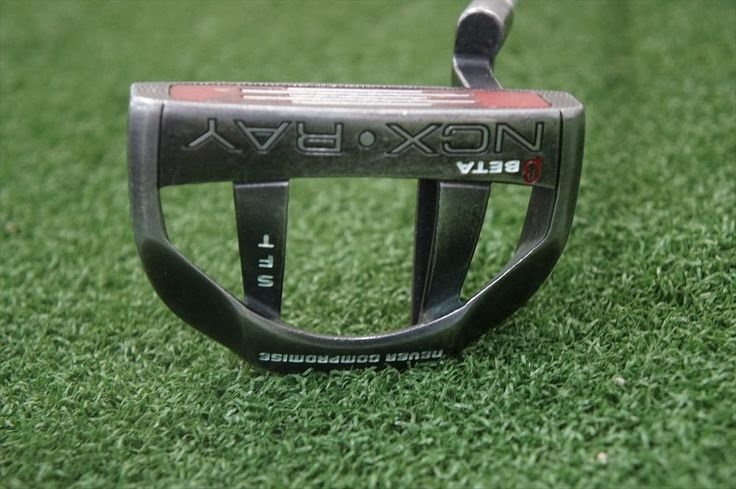 Never Compromise Ncx Ray Right-Handed Putter Steel -- Awesome products selected by Anna Churchill