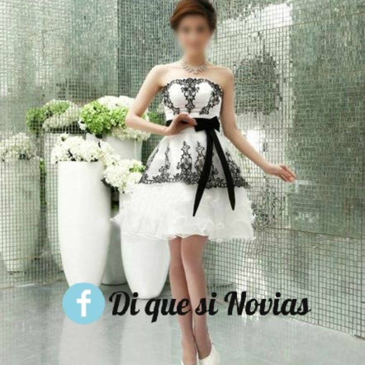 www.diquesinovias.info  Citas en Guadalajara 1661-1748 Vestido de Novia corto, boda civil, vestido de novia con encaje