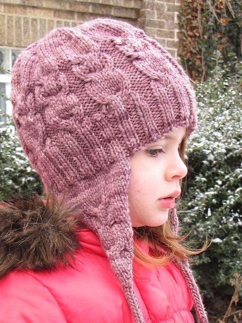 Baby Boy Cable Hat Knitting Pattern Unlocks