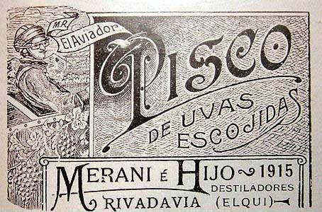 Discovery | Historia del pisco | Elaborado principalmente con uvas quebranta (consideradas las mejores), pero a veces con uvas mollar o uvina.
