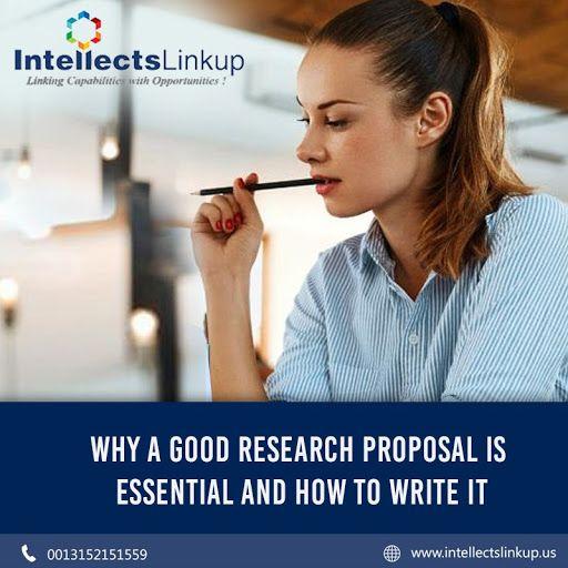 Good research proposal phd