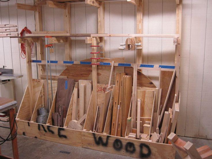 84 Best Garage Workshop Storage Ideas Images On Pinterest