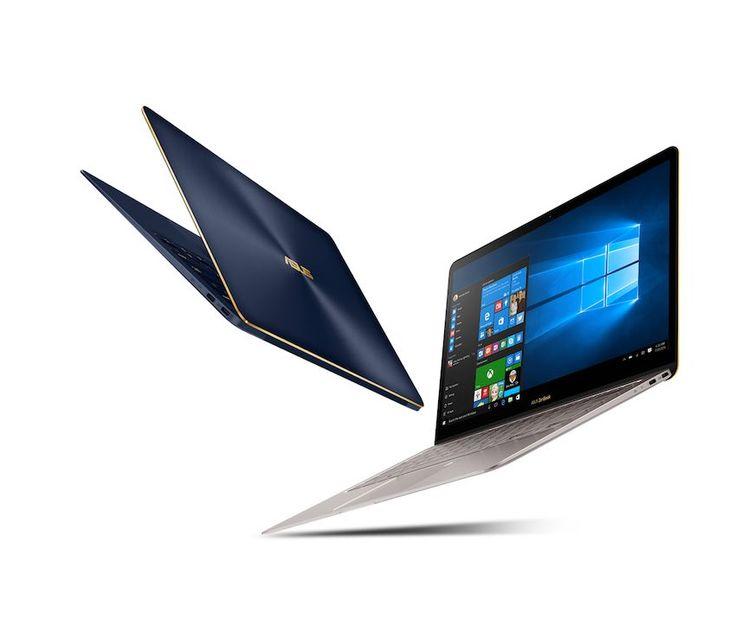 La empresa oriental, presentó la nueva generación de computadores portátiles, entre ellos destaca el ASUS ZenBook 3 Deluxe y el ZenBook Flip.