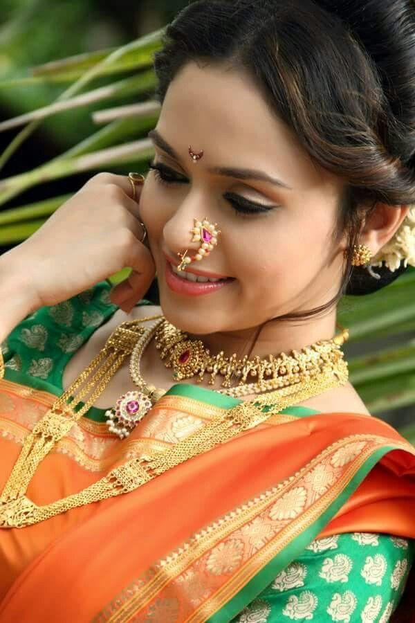 Maharashtrian (Marathi) Bride