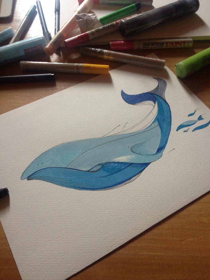 Balena dormiente