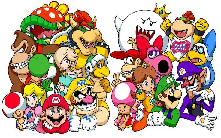 Super Mario Climax by doctorWalui.deviantart.com on @deviantART Favorite #supermario art on devient art.