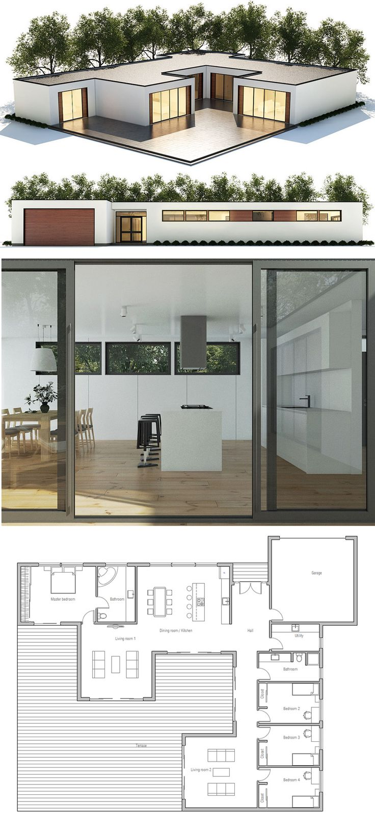 hausplan hausidee container house design floor planshouse - Home Design Plans