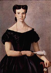 """Lady with a Fan, 1865–66"" (wikipedia)"