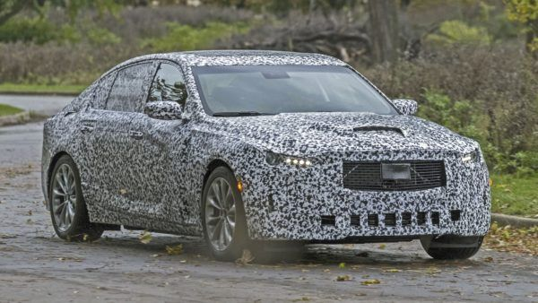 The Cadillac ATS and CTS sedans are not long for this world, and will permanently bite the dust as soon as they reach the end of their production cycle in the next year and a half or so. As such, a fresh four-door replacement dubbed the CT5 is undergoing real-world testing as we speak, as...
