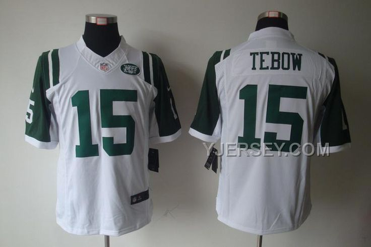 http://www.yjersey.com/cheap-nike-new-york-jets-15-tebow-white-limited-jersey.html Only$36.00 #CHEAP #NIKE NEW YORK JETS 15 TEBOW WHITE LIMITED JERSEY Free Shipping!