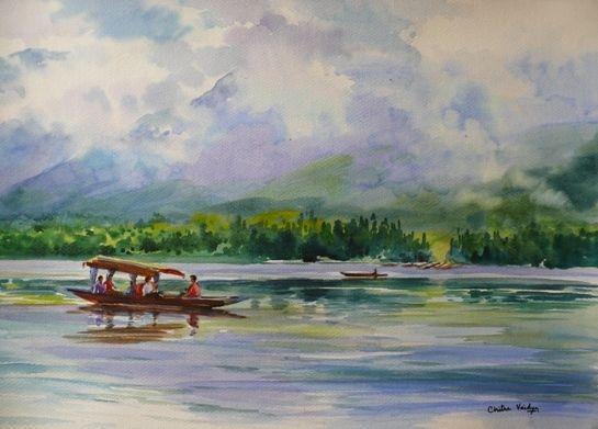 Image result for kashmiri paintings