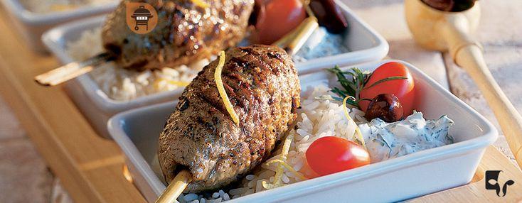 Kefta de Veau de grain du Québec aux olives et au feta | Veau de grain du Québec certifié