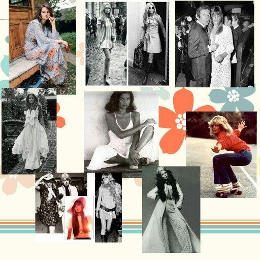 Los años 70 eran los de los pantalones de campana y de pata de elefante, el estilo hippie, las faldas y abrigos maxi, los vestidos de inspiración bohemia, las plataformas, los zuecos de madera y las gafas en versión maxi. Si existe un icono de los 70 que nos inspira año tras año, es la cantante Jane Birkin. Su estilazo parisino, la sensualidad de sus escotes de vértigo, su melena boho con flequillo... la convirtieron en un peronaje fascinante, tanto que hasta el mismísimo Jean-Louis Dumas…