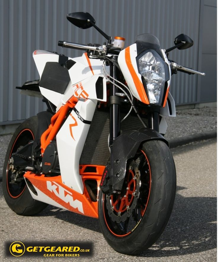 Wicked Wheels Wednesday- KTM RC8 Naked. Ohhhhh yes! #GetGeared #WickedWheels