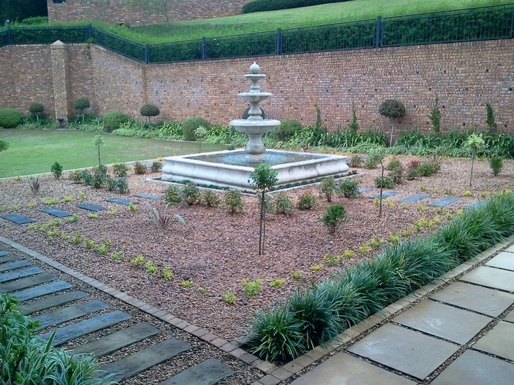 classical formal waterfeature