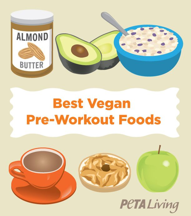 BEST Pre-Workout foods.... keep an eye out for the best vegan post-workout foods!