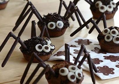 Desserts pour Halloween : La recette idéale de Desserts pour Halloween sur Cuisine AZ.