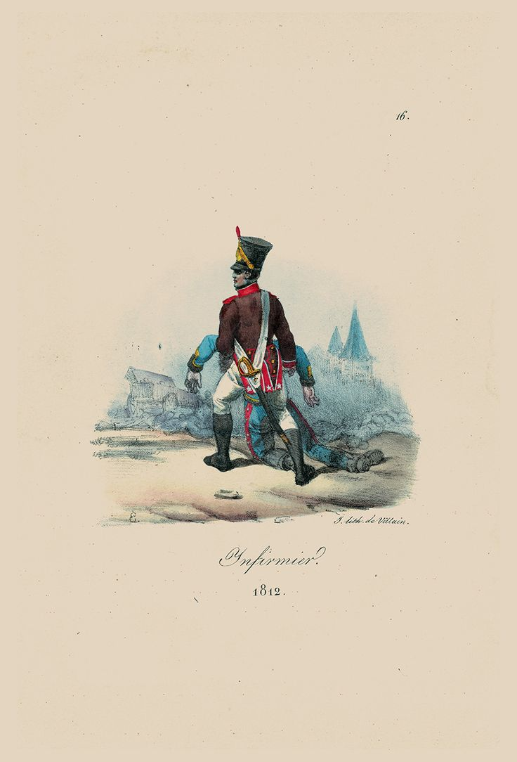 Eugène Lami and the collection of uniforms French armies 1789-1824 | Soldaademohler