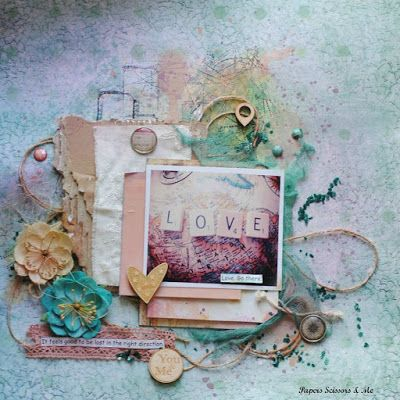 Crafty Life Challenges- June 2015 Challenge