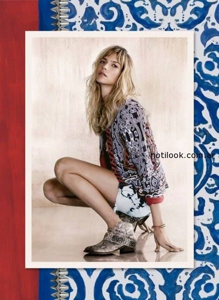 short jeans batik Rapsodia primavera verano 2015