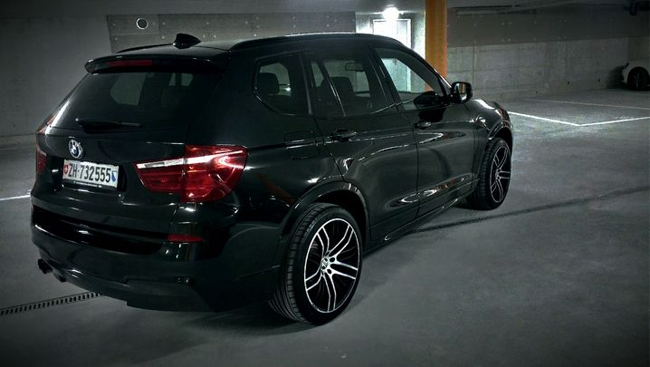 XBimmers | BMW X3 Forum - View Single Post - Post aftermarket wheels on your X3