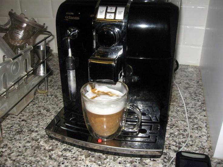 Philips Saeco Syntia Automatic Espresso Machine Review