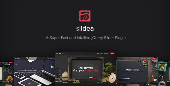 Slidea - A Super Fast and Intuitive jQuery Slider Plugin- Download here : https://codecanyon.net/item/slidea-a-super-fast-and-intuitive-jquery-slider-plugin/17280222?ref=pxcr