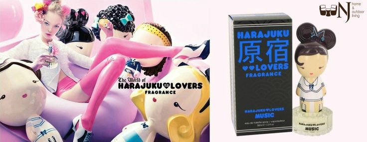 Harajuku Lovers Music by Gwen Stefani for Women is the ultimate fragrance you'll want in your bag all the time!  PRICE- $23.27 Buy now!